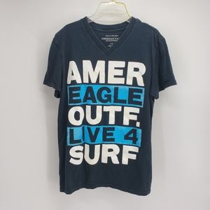 American Eagle Outfitters | Graphic Tee | Black